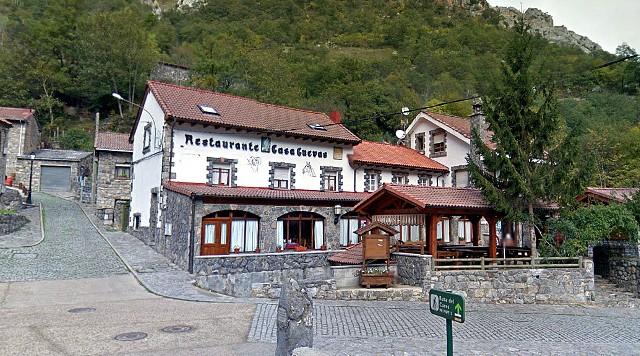 Hotel rural Casa Nueva en la ruta del Cares