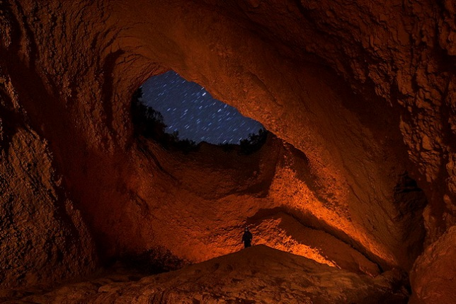 Cuevas visitables en Castilla y León - Cueva del Águila