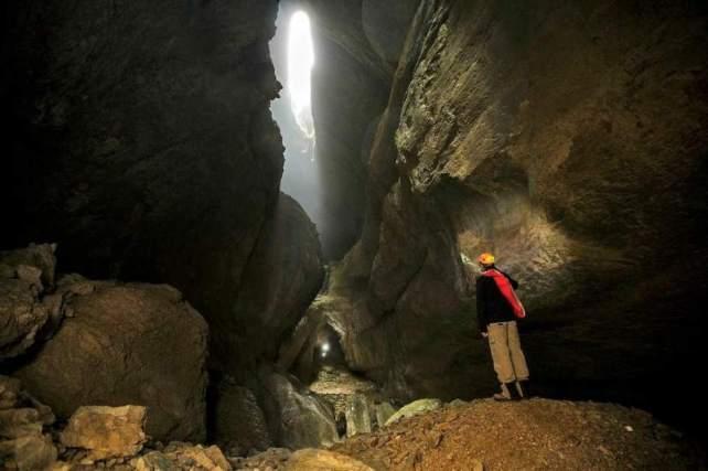 Cuevas visitables en Castilla y León - Cueva de la Galiana