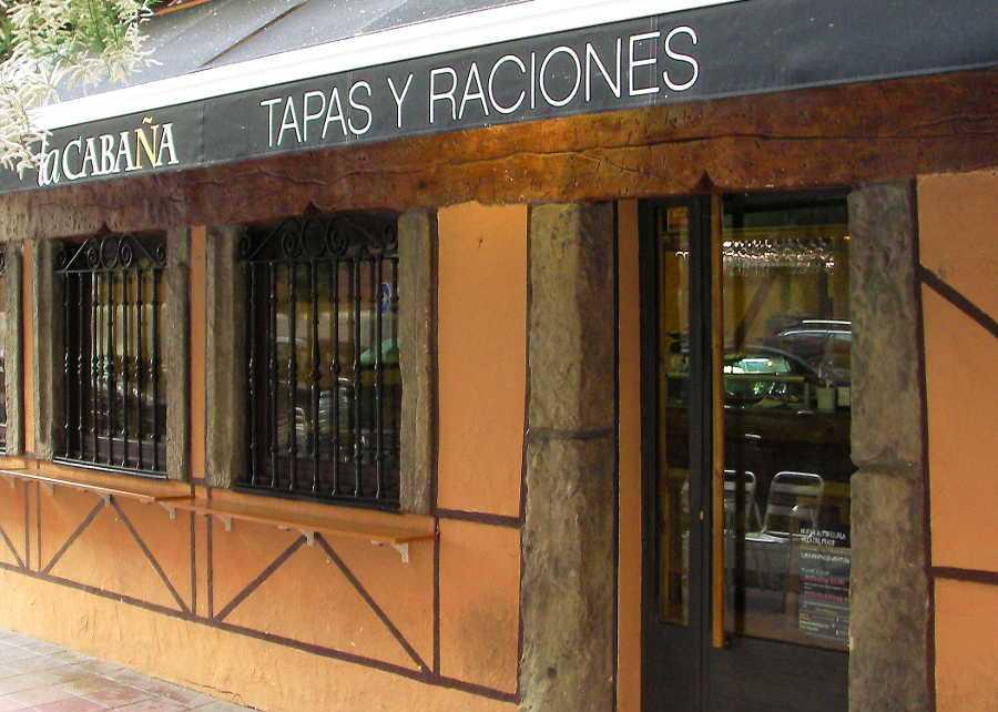 Taberna La Cabaña - Destino Castilla y León - Fachada