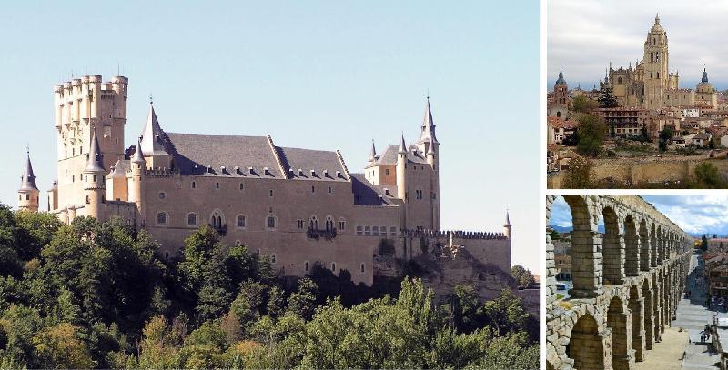 Monumentos de Segovia