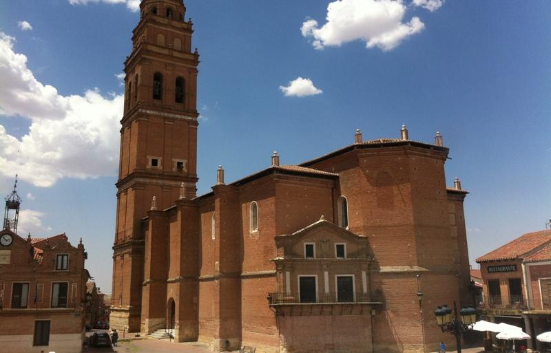 Pasar un día en Alaejos - Destino Castilla y León