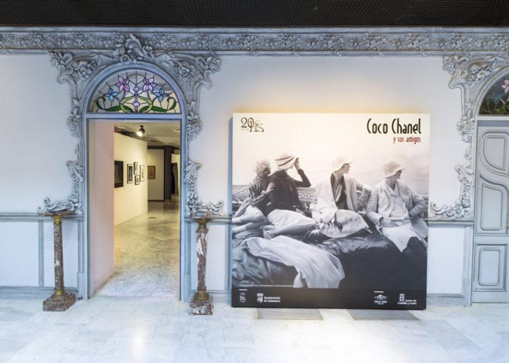 Presentacion exposicion Coco Chanel en la Casa Lis - Destino Castilla y León