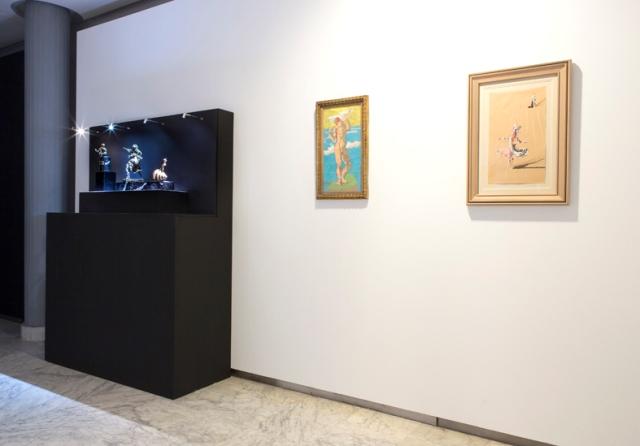 Artes plásticas inspiradas en Coco Chanel en la Casa Lis - Destino Castilla y León