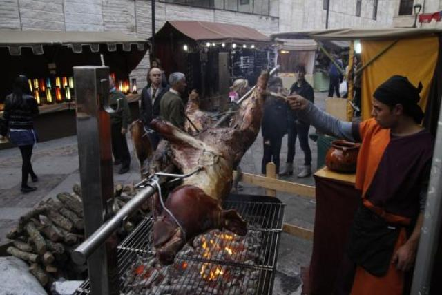 Mercado Medieval de Zamora 2015 - Gastronomía - Destino Castilla y León