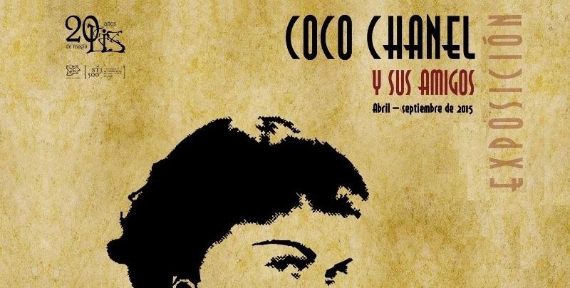 Portada Coco Chanel en la Casa Lis - Destino Castilla y León