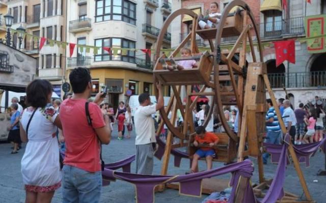 Mercado Medieval de Zamora 2015 - Atraciones - Destino Castilla y León