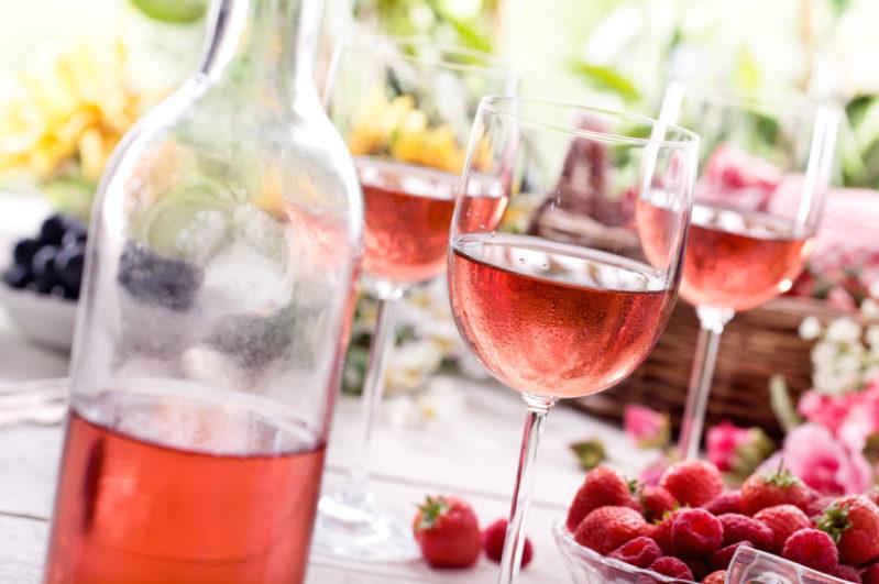 Vino rosé Fuente de la imagen: www.bordeaux.com