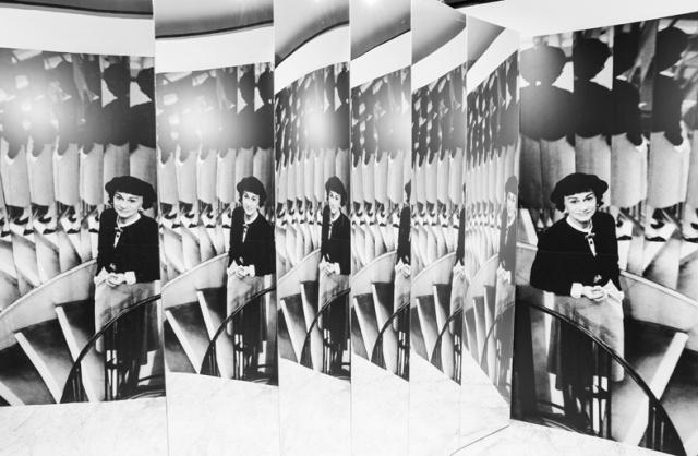 Espejos de Coco Chanel en la Casa Lis - Destino Castilla y León