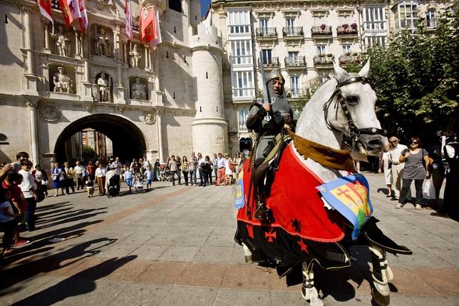 Fin de Semana Cidano 2015 - Destino Castilla y León