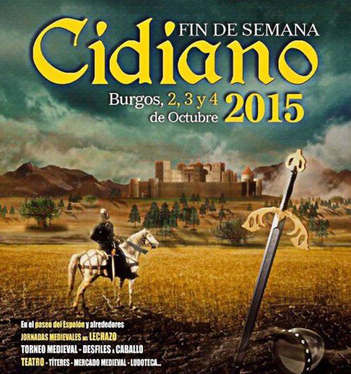 mercado medieval cidano 2015