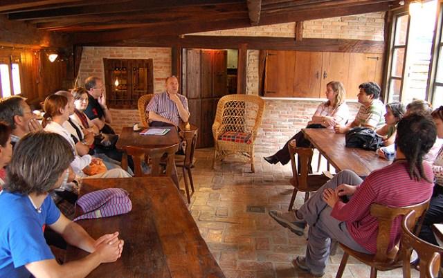 Formación en turismo rural - Destino Castilla y León