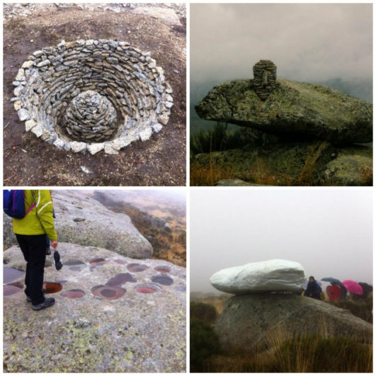 Cerro Gallinero Hoyocasero Ávila