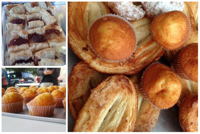 Desayuno en Pastelería Soles de Gredos Ávila