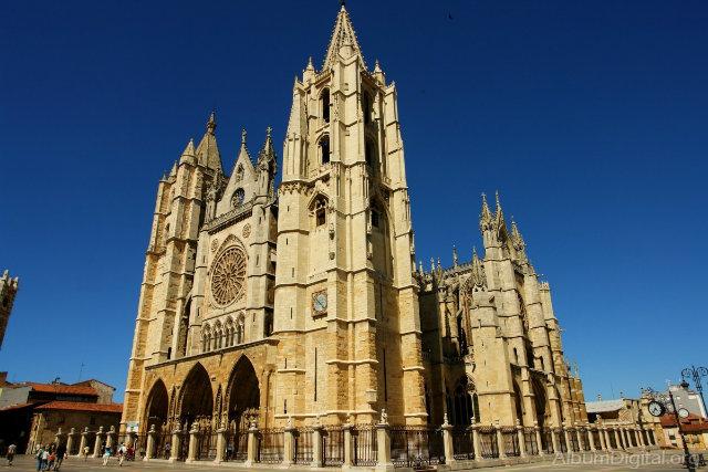 Catedral de León Fuente: albumfotos.com