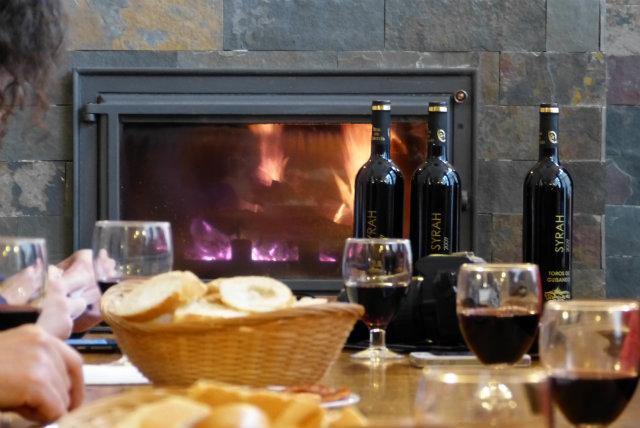 Cata de vino Bodega Fuentegalana