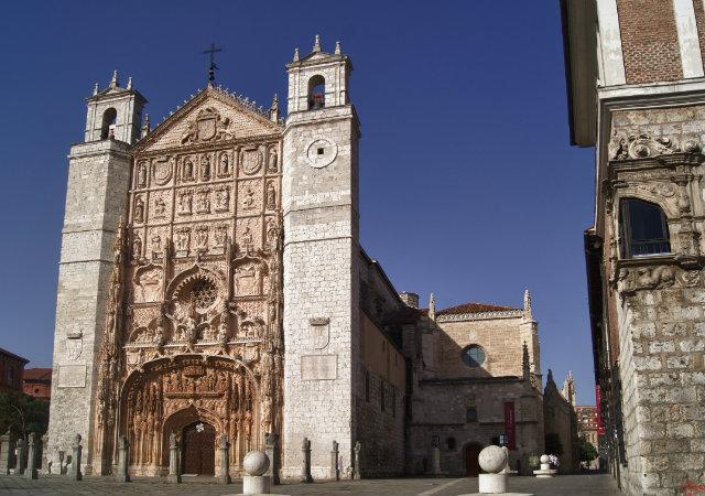 Iglesia de San Pablo Valladolid Fuente: www.mapio.cz