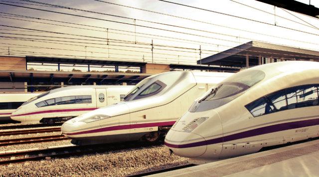 AVE a Zamora desde Chamartín, en Madrid - Destino Castilla y León