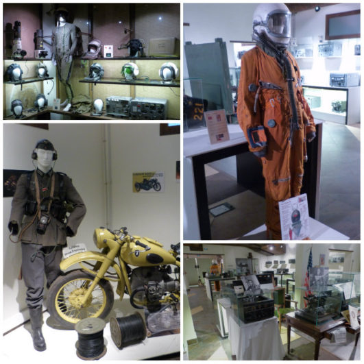 MUSEO DE RADIOCOMUNICACIÓN INOCENCIO BOCANEGRA