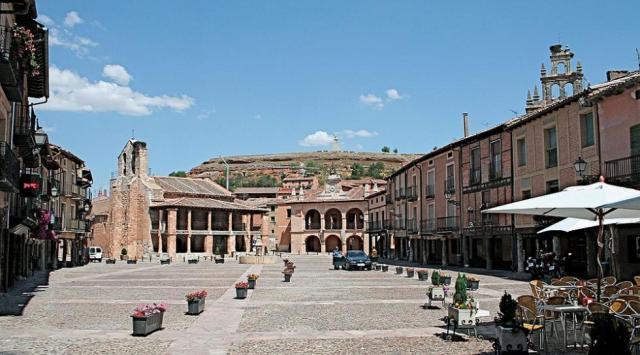 pueblos con encanto - Ayllón - Destino Castilla y León