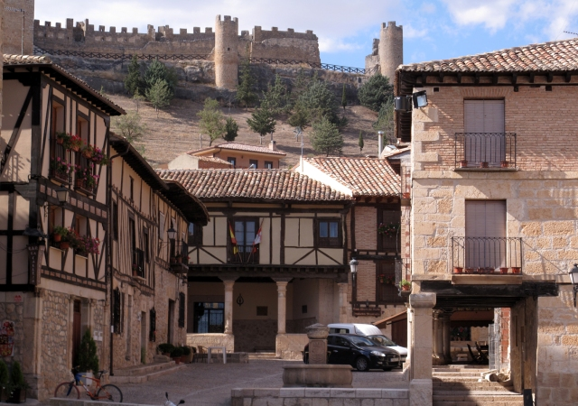 pueblos con encanto - Peñaranda de Duero - Destino Castilla y León