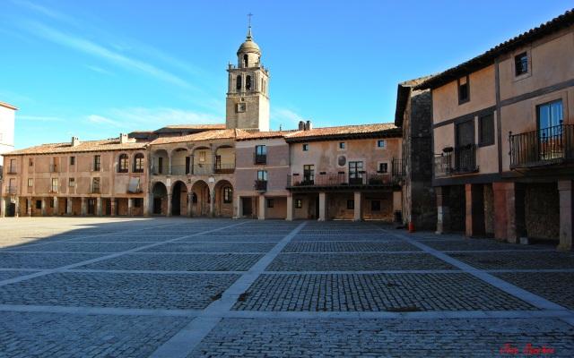 pueblos con encanto - Medinaceli - Destino Castilla y León