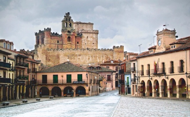 pueblos con encanto - Turégano - Destino Castilla y León