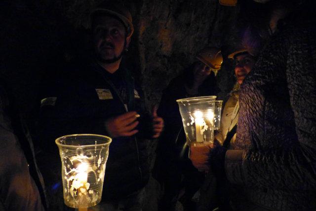 Minas de manganeso Puras de Villafranca