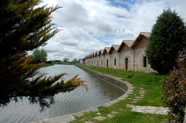 Canal de Castilla - Alar del Rey - Destino Castilla y León