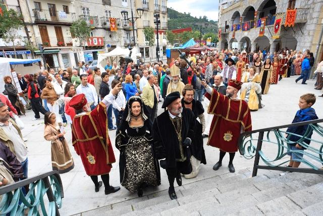 Ruta de Carlos V - Carlos V - Destino Castilla y León