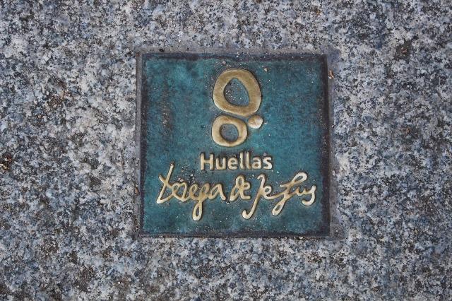 Huellas de Santa Teresa - Huellas - Destino Castilla y León