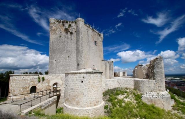 Ruta de los Castillos - Iscar - Destino Castilla y León