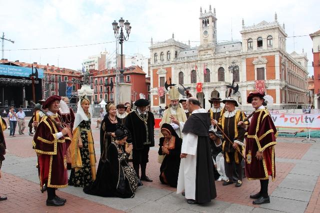 Ruta de Carlos V - Valladolid - Destino Castilla y León