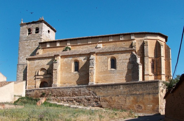 Iglesia de Santa María del Castillo en Fromista
