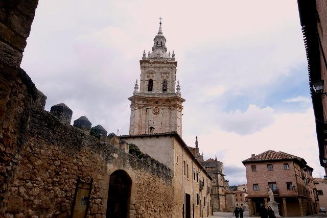 Camino del Cid - Burgo de Osma - Destino Castilla y León