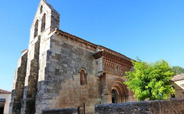 Románico Palentino - Moarves de Ojeda - Destino Castilla y León