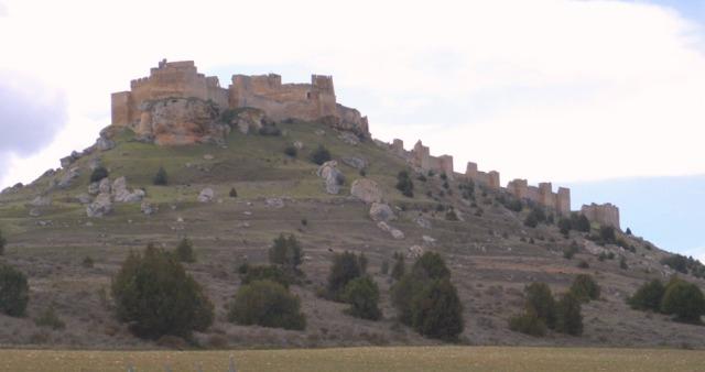 Camino del Cid - Gormaz - Destino Castilla y León