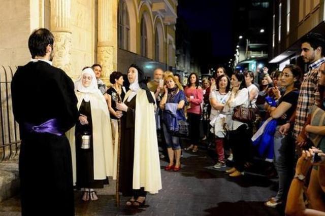 Huellas de Santa Teresa - Representación - Destino Castilla y León