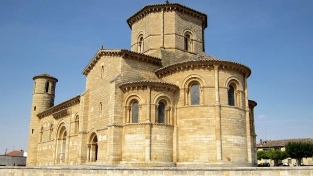 Ruta del Románico Palentino - Frómista - Destino Castilla y León