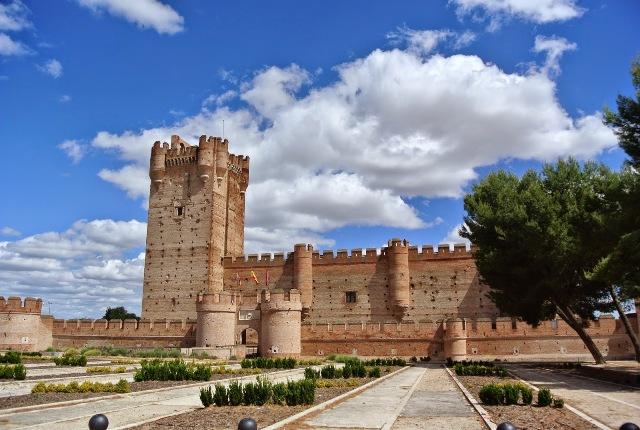 Ruta de los Castillos - Medina del Campo - Destino Castilla y León