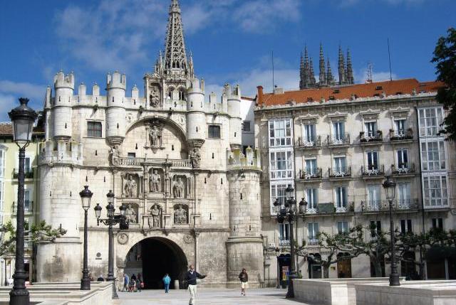 Ruta de Carlos V - Burgos - Destino Castilla y León