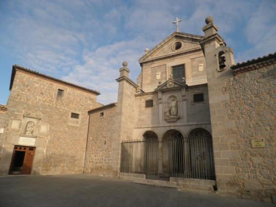 Huellas de Santa Teresa - Convento de San José de Ávila - Destino Castilla y León