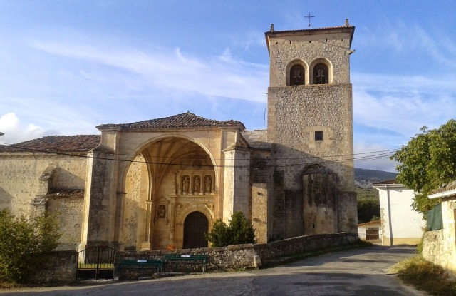 Iglesia de Bisjueces - Destino Castilla y León