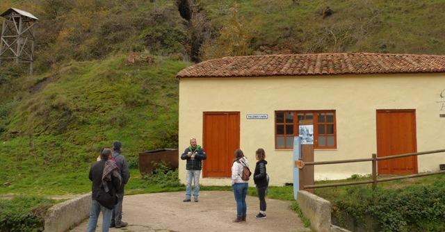 Lavadero de manganeso - Destino Castilla y León