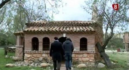 Iglesia del Territorio ArtLanza - Destino Castilla y León