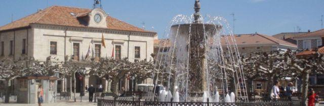 Plaza Mayor de Villarcayo - Destino Castilla y León