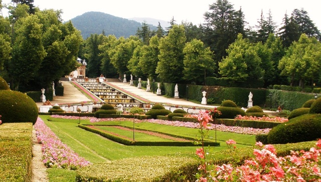 La Granja de San Ildefonso - jardines