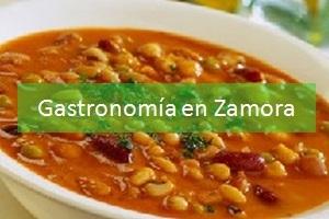 Gastronomía en Zamora