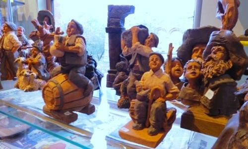 Esculturas de Félix Yáñez - Destino Castilla y León