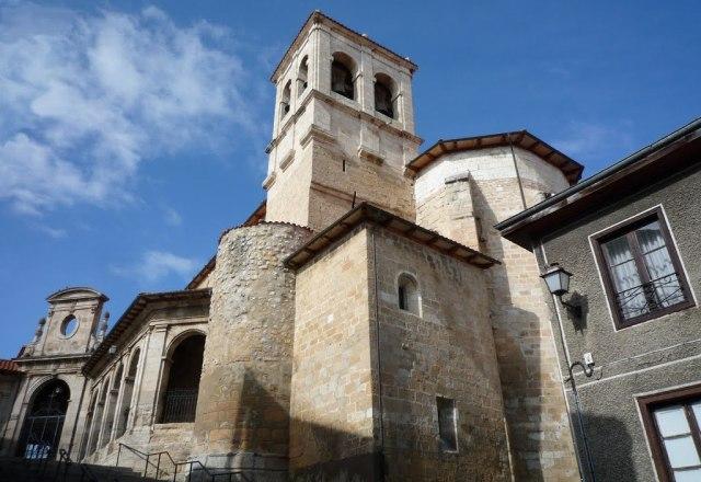 Iglesia de Medina de Pomar - Destino Castilla y León